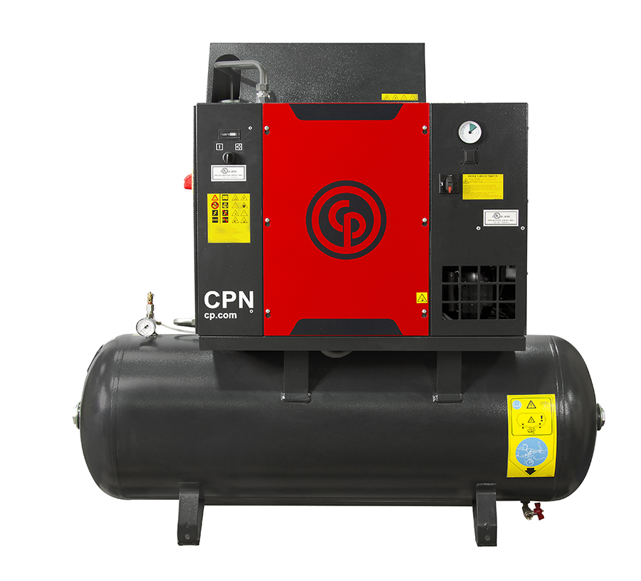 CHICAGO PNEUMATIC CPN 3HP TO 15HP COMPRESSORS