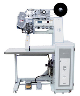 NAWON USA HTM-4777LDI DUAL ARM HOT AIR SEAM TAPING / SEALING MACHINE